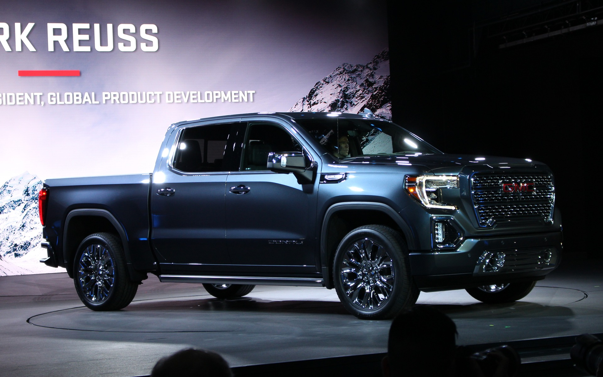 Gmc Sierra 2019 Du Muscle Et De L Innovation Guide Auto