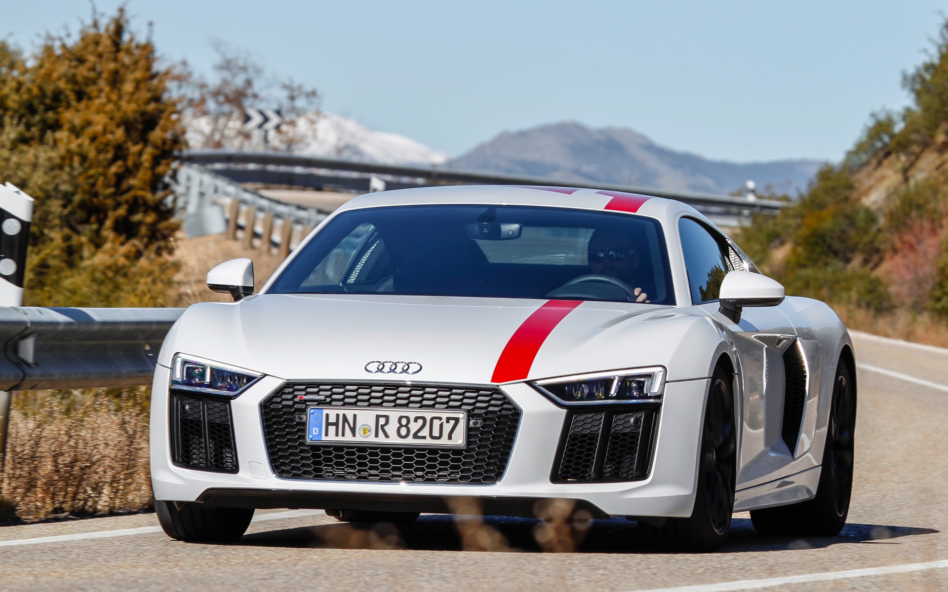 2018 Audi R8 V10 RWS: The Rear Wheel Drive R8