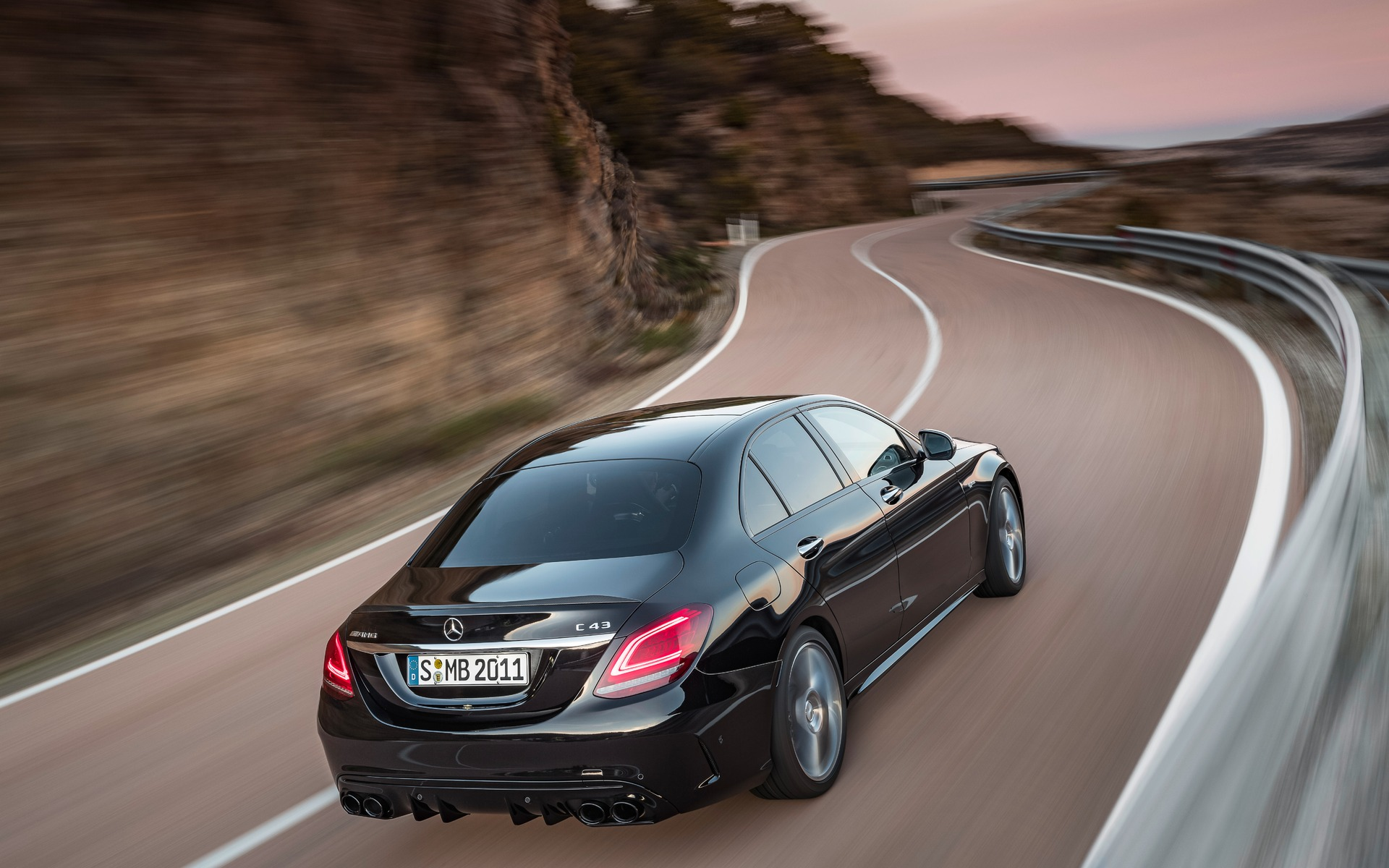 An Update For The 2019 Mercedes Amg C 43 3 26
