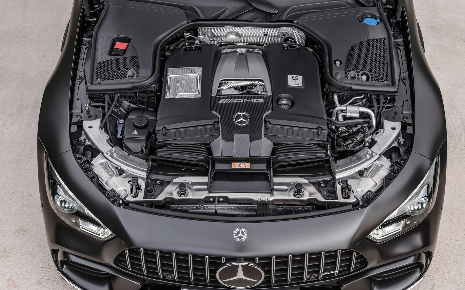 <p>Mercedes-AMG GT 63 S 4MATIC+ 2019</p>