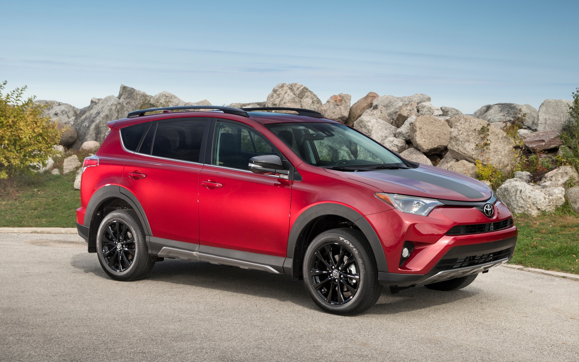 Redesigned 2019 Toyota Rav4 To Be Unveiled In New York 2 7