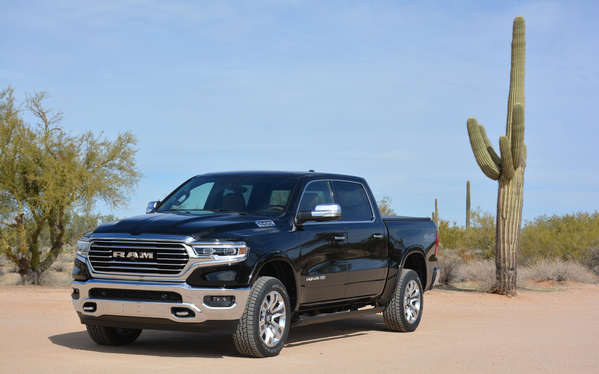 <p>The all-new 2019 Ram 1500</p>