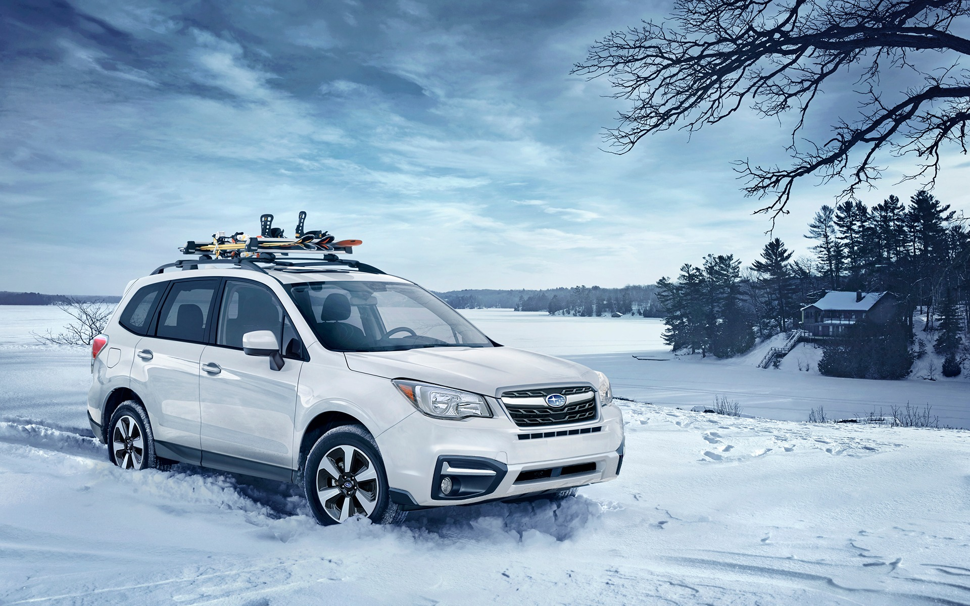 An All New 2019 Subaru Forester To Be Unveiled In New York 2 5
