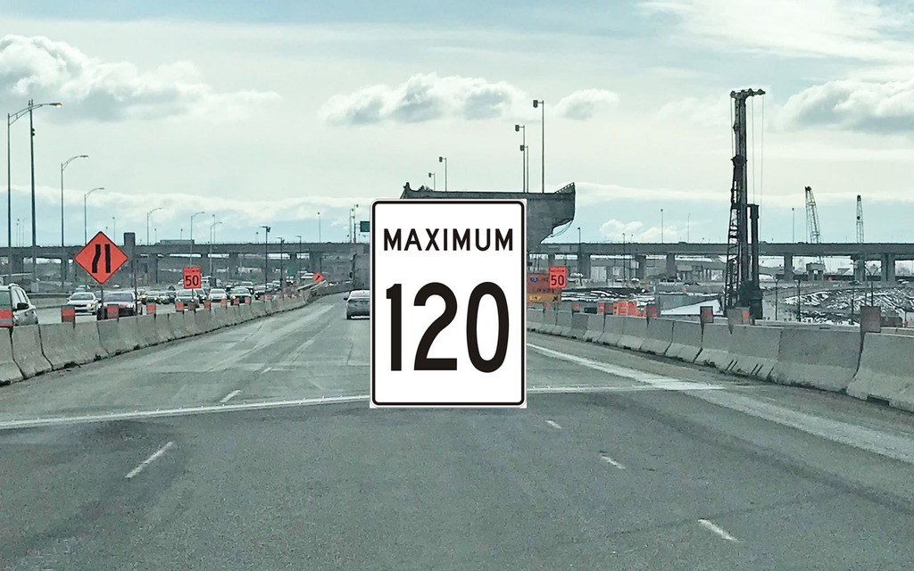 The PQ Would Like to Increase the Speed Limit on Quebec