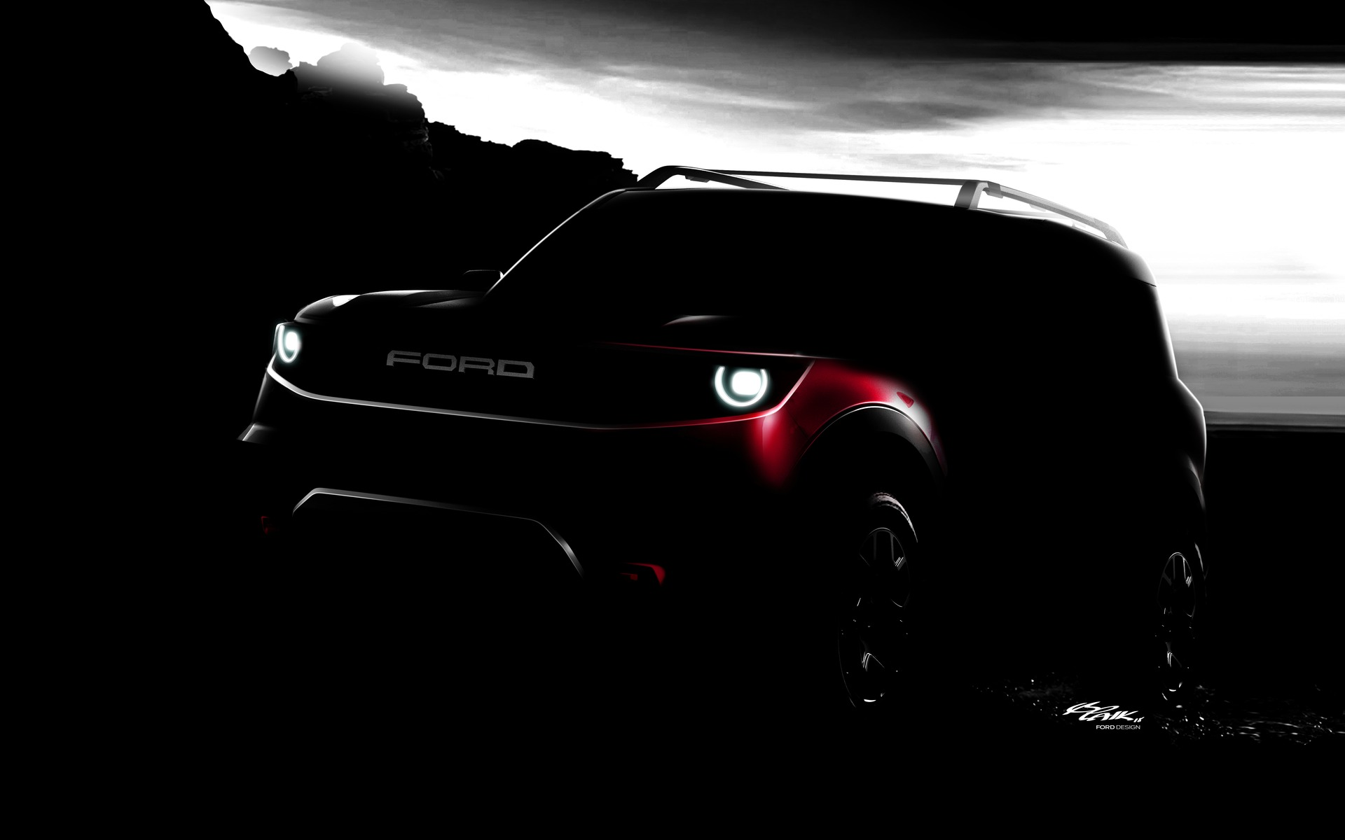 A Mini Ford Bronco Confirmed For 2020 The Car Guide
