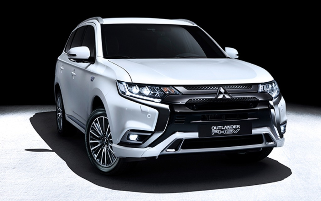 Changes Announced For The 2019 Mitsubishi Outlander Phev The Car Guide