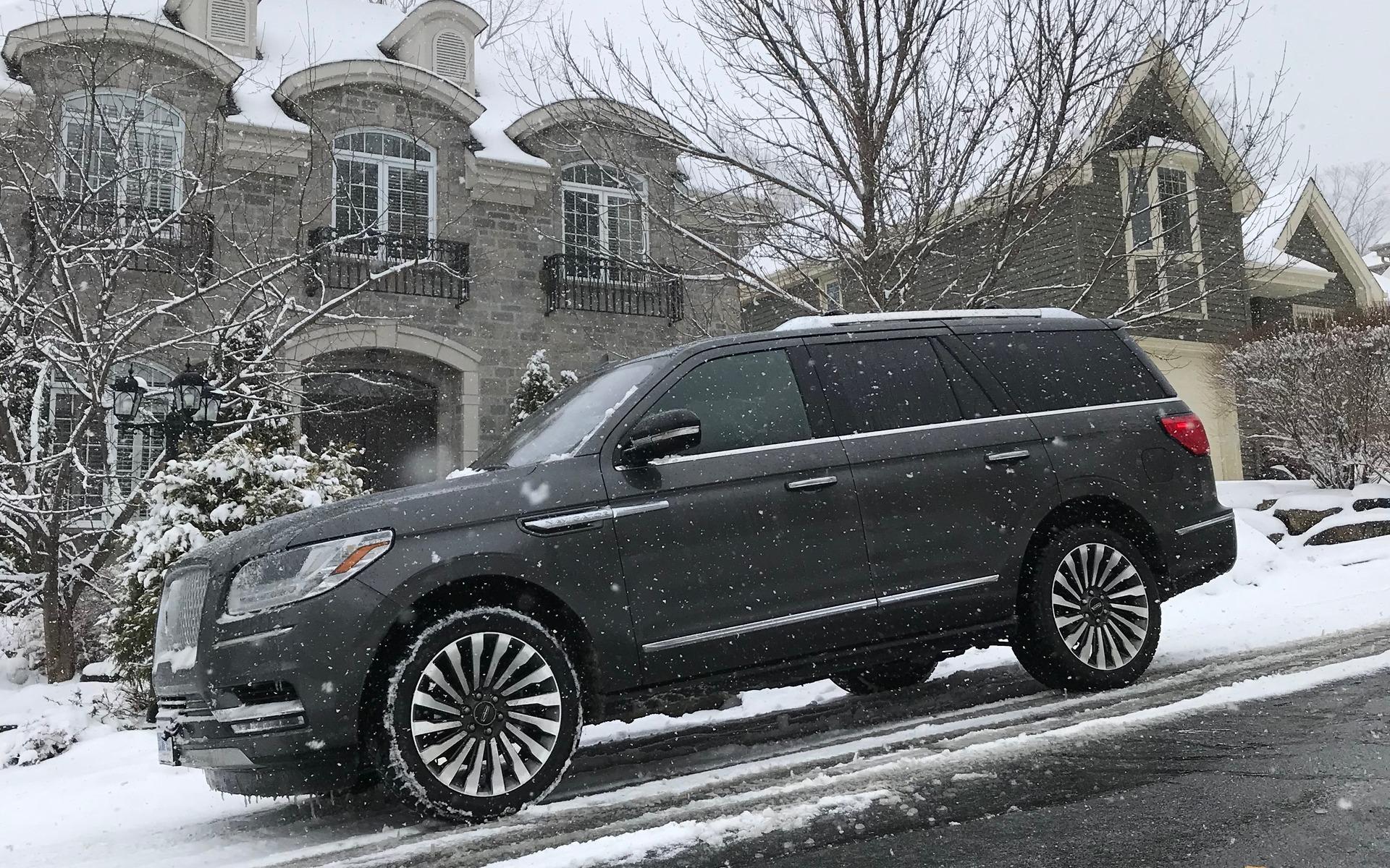 Le tout nouveau Lincoln Navigator 2018