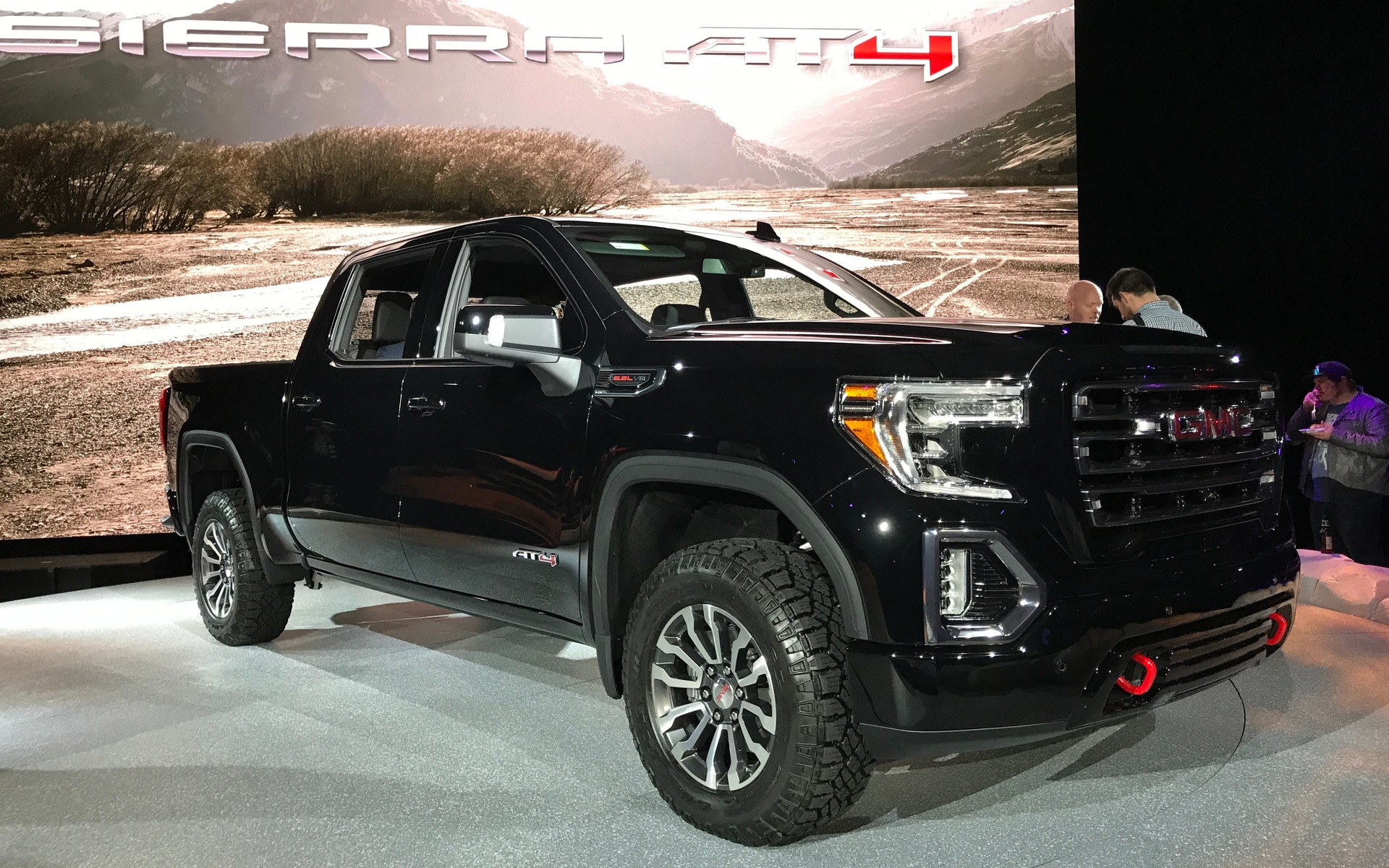 The Sierra All Terrain Is Now 2019 Gmc At4 2 12