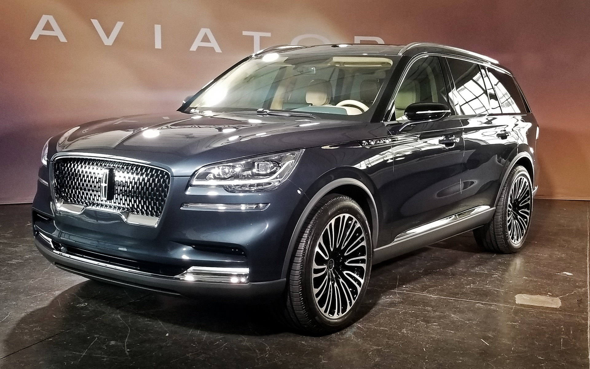 The Return Of The Lincoln Aviator The Car Guide