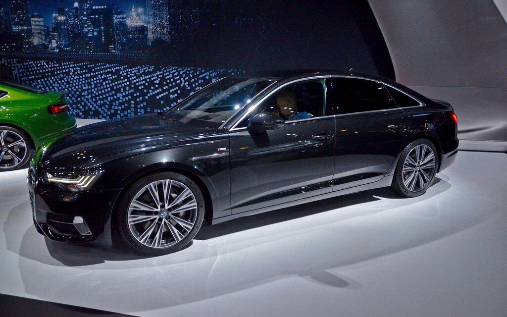 2019 Audi A6 North American Premiere At The New York Auto
