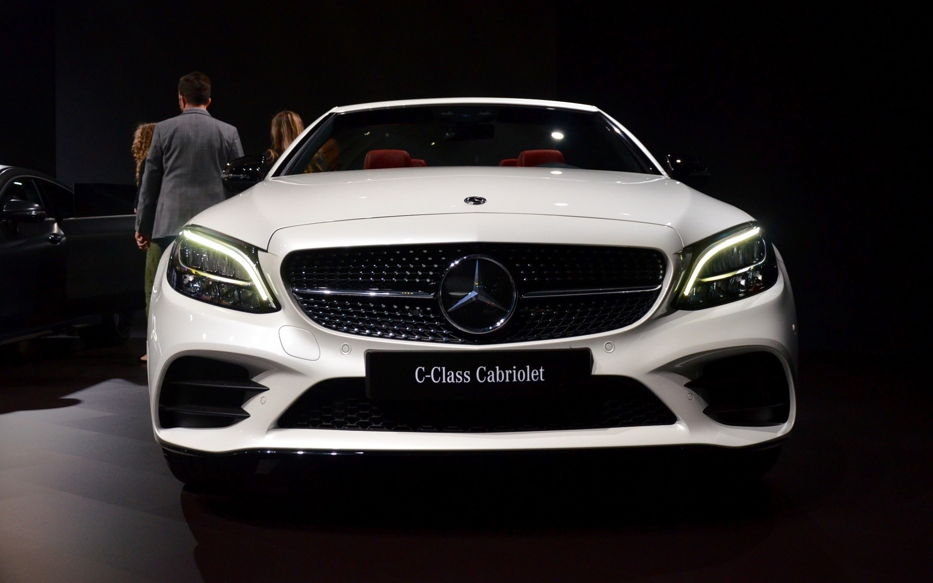 2019 Mercedes Benz C Class Coupe And Cabriolet: World Premiere In New York