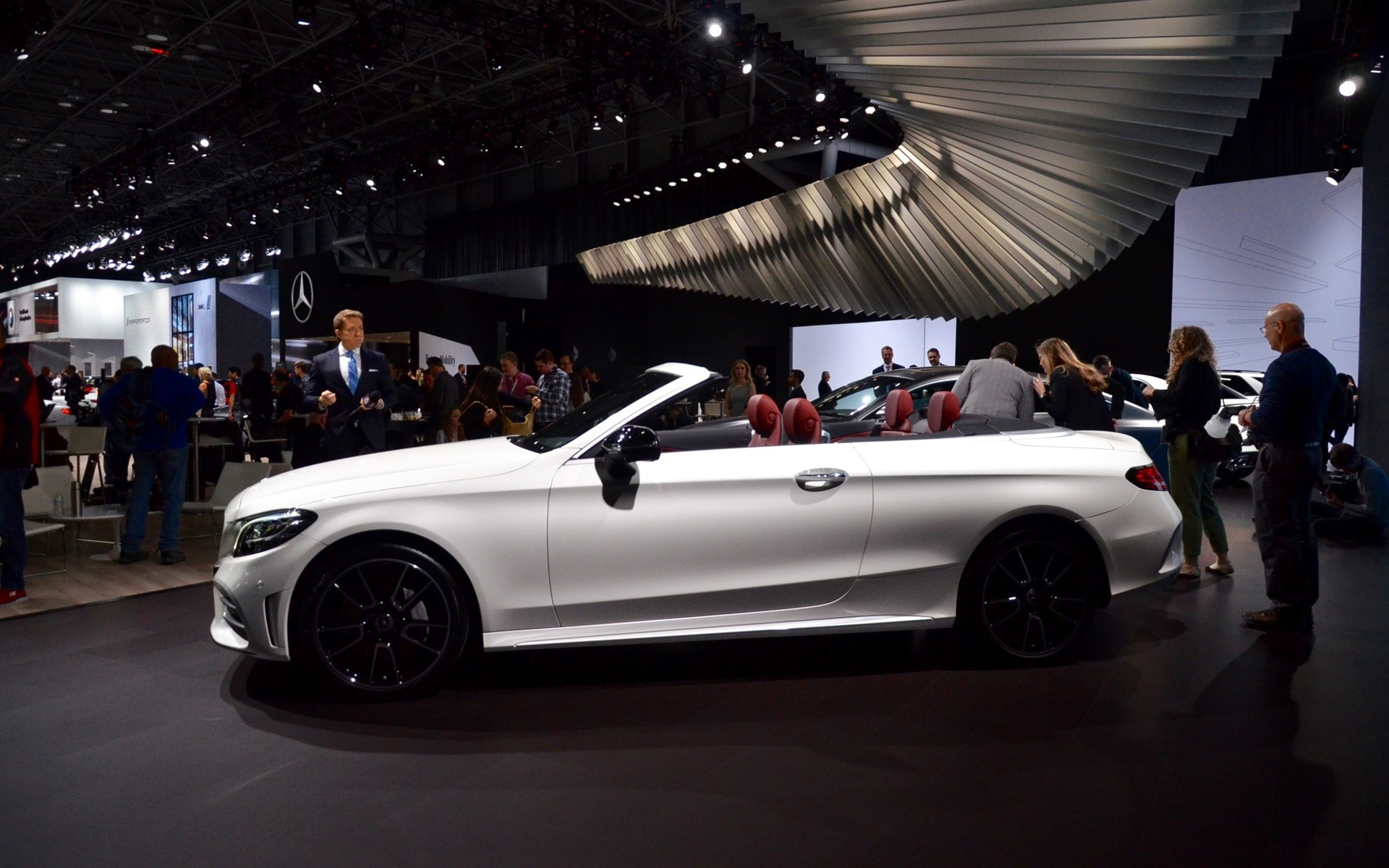 2019 Mercedes-Benz C-Class Coupe and Cabriolet: World ...