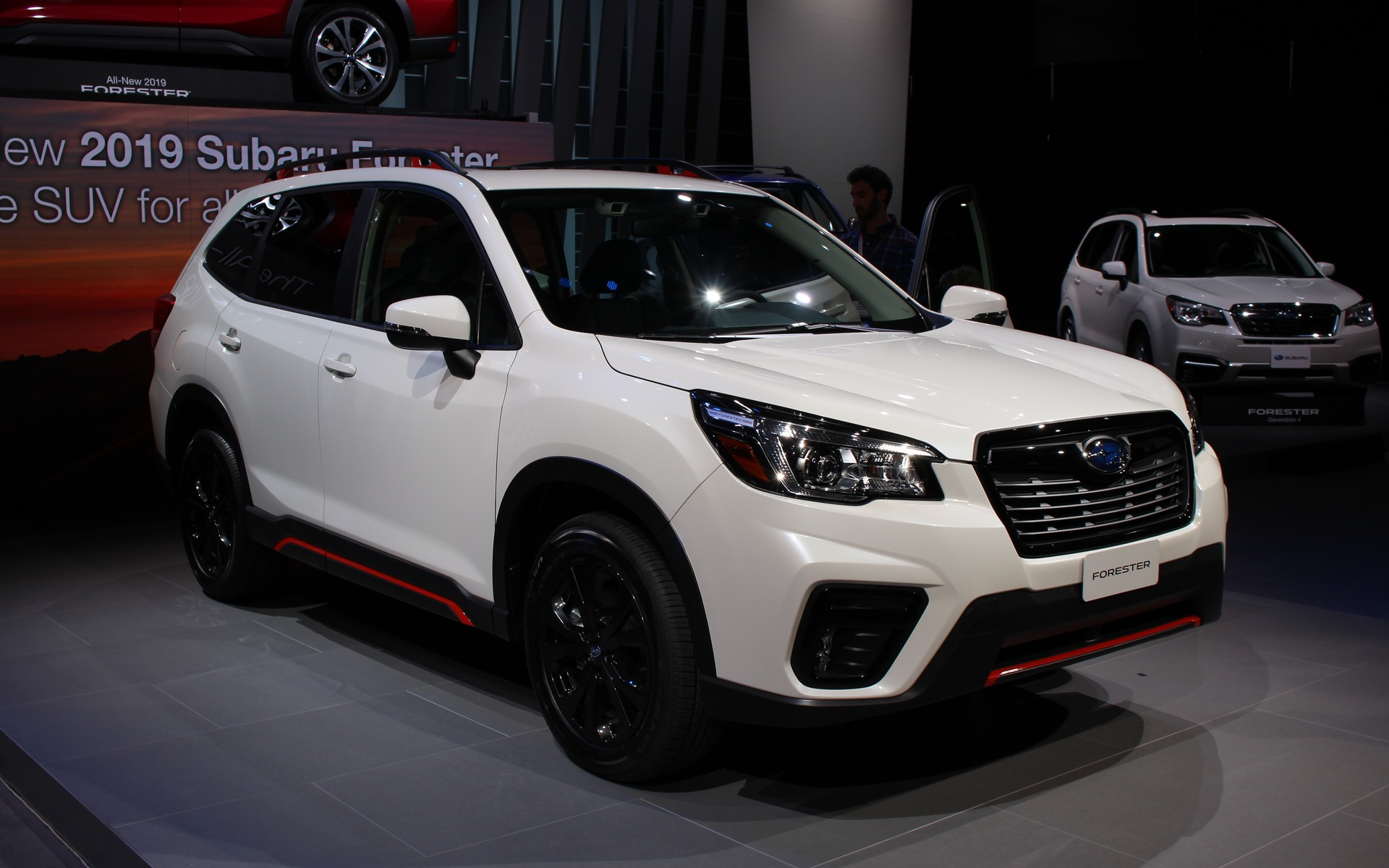 Redesigned More Spacious 2019 Subaru Forester Unveiled In New York