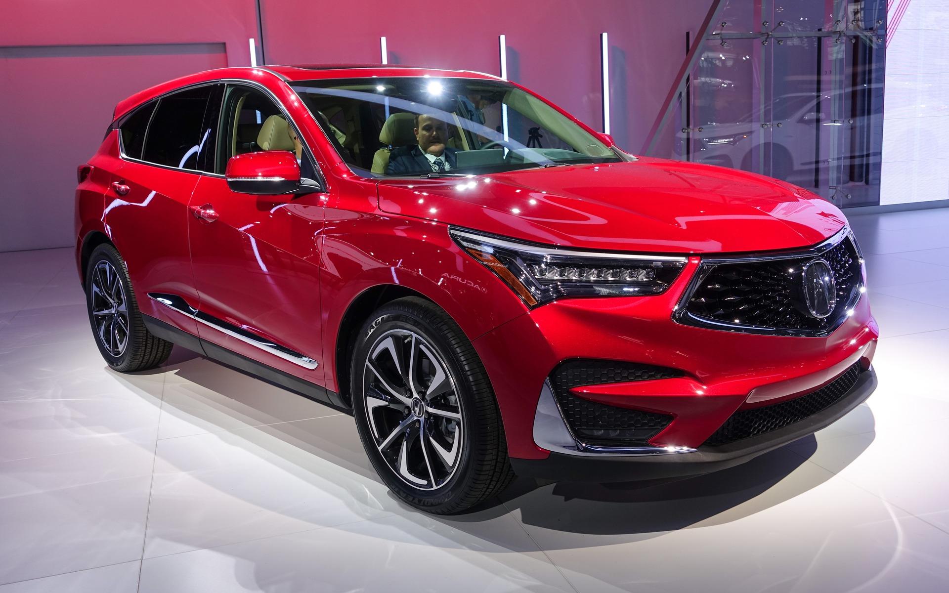 <p>Acura RDX 2019</p>