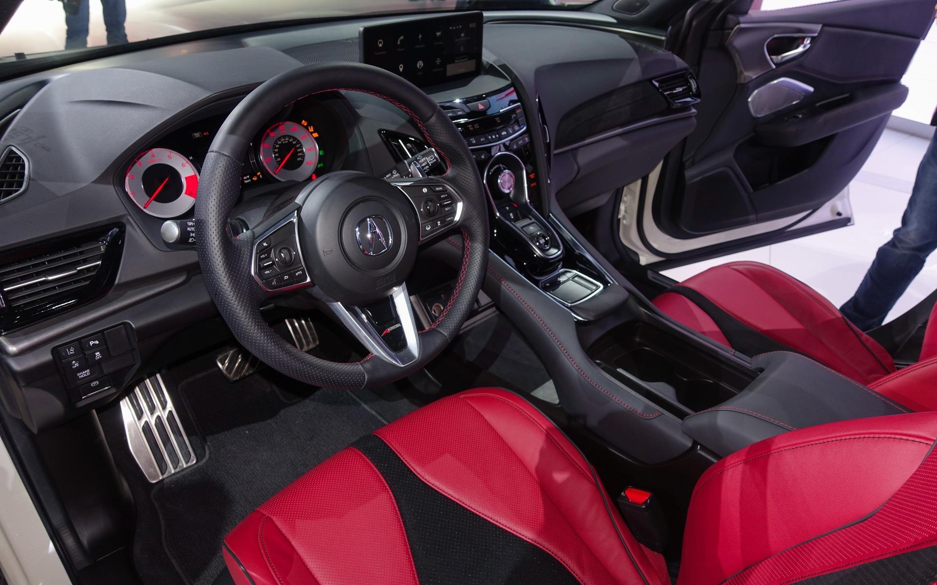 <p>Acura RDX A-Spec 2019</p>