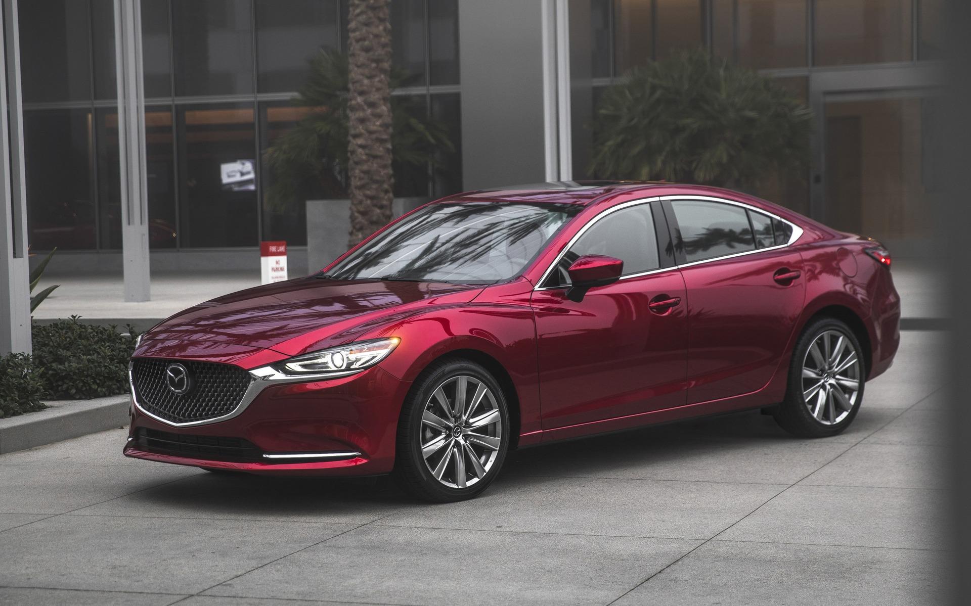 <p>2018 Mazda6</p>