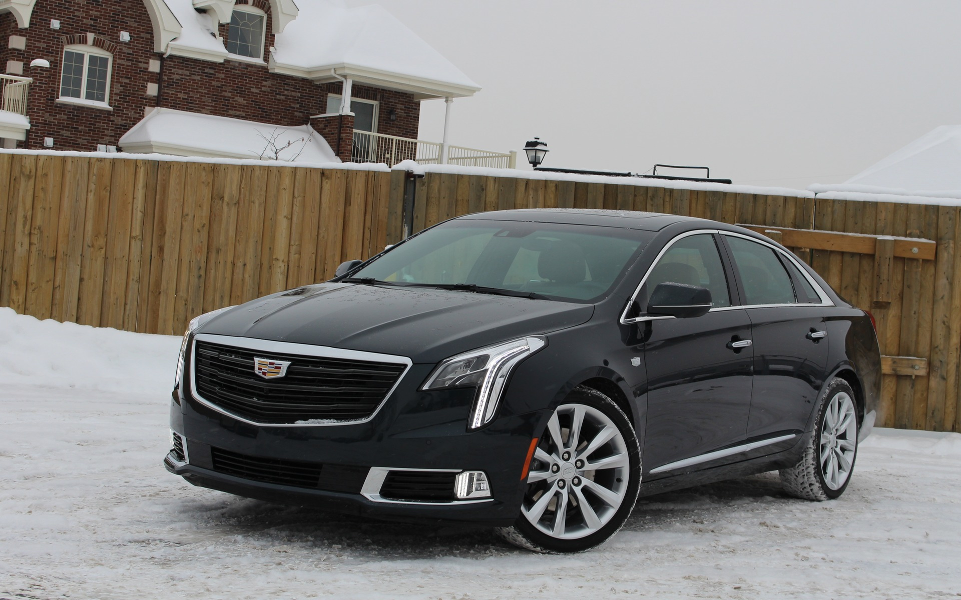 2018 Cadillac Xts V Sport The Classic Caddy The Car Guide
