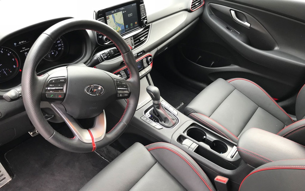 <p>2018 Hyundai Elantra GT</p>
