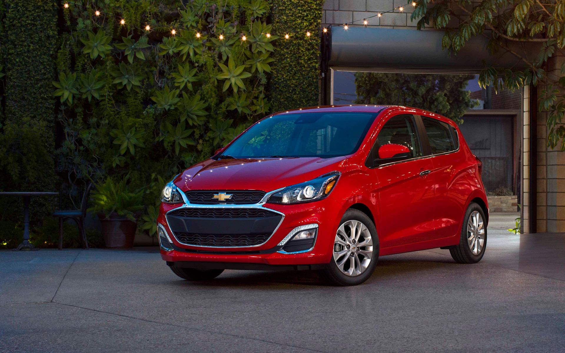 Chevrolet Spark 2019 Nouveau Nez Nouvelles Couleurs Guide Auto