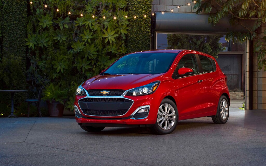 2019 Chevrolet Spark: New Nose, New Colours - The Car Guide