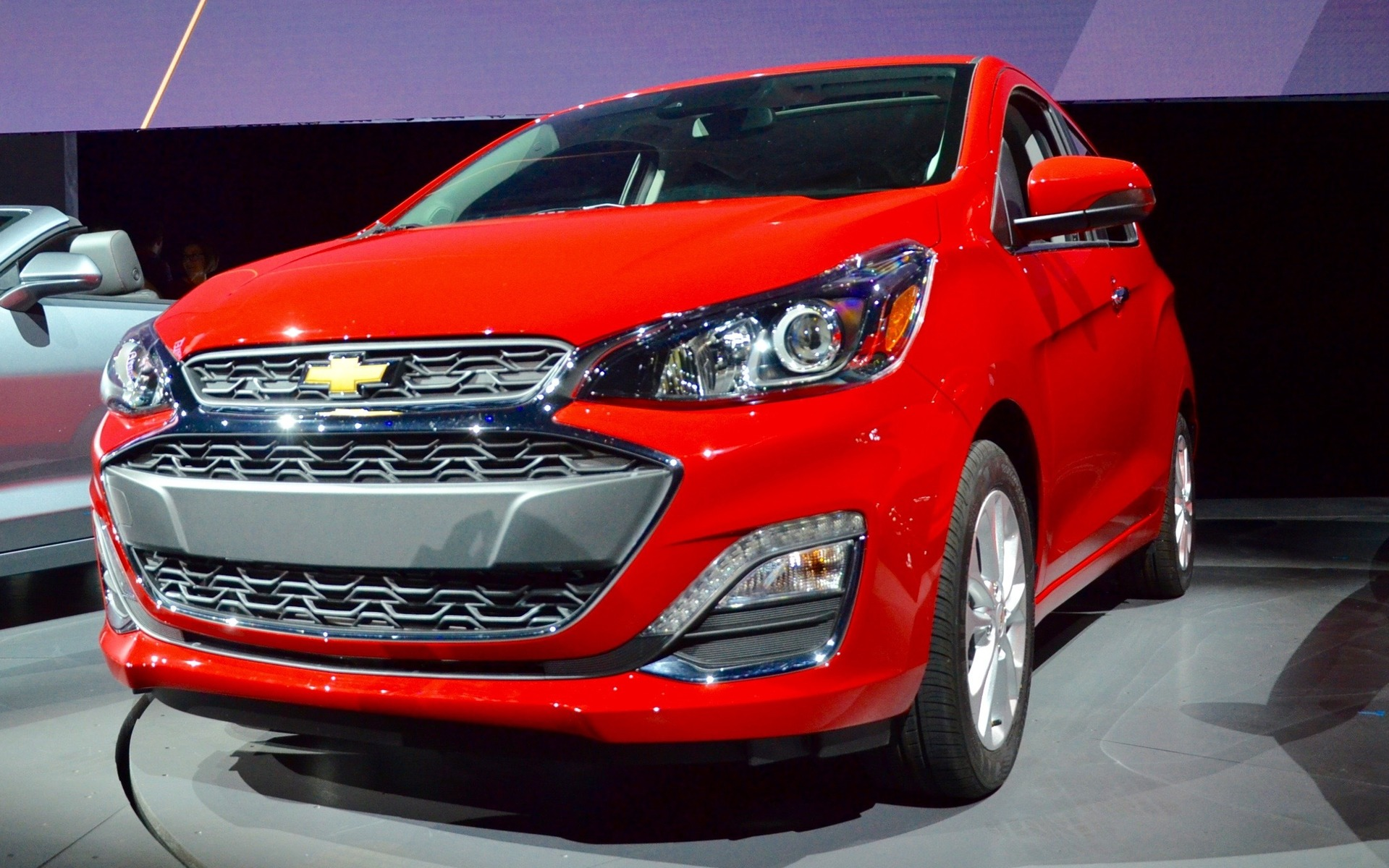 2019 Chevrolet Spark: New Nose, New Colours - 3/3