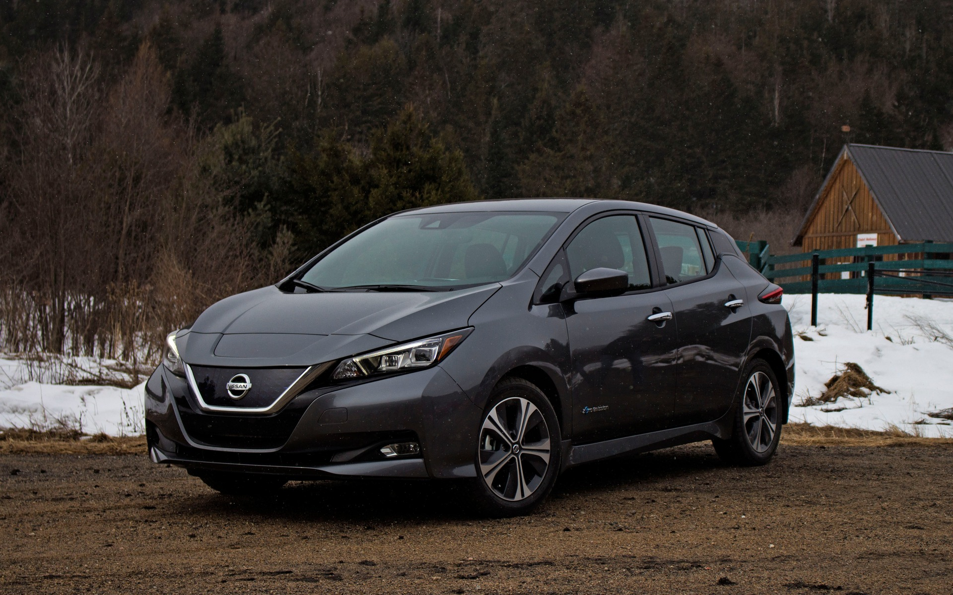 2018 Nissan LEAF: The People's Electric Car - The Car Guide
