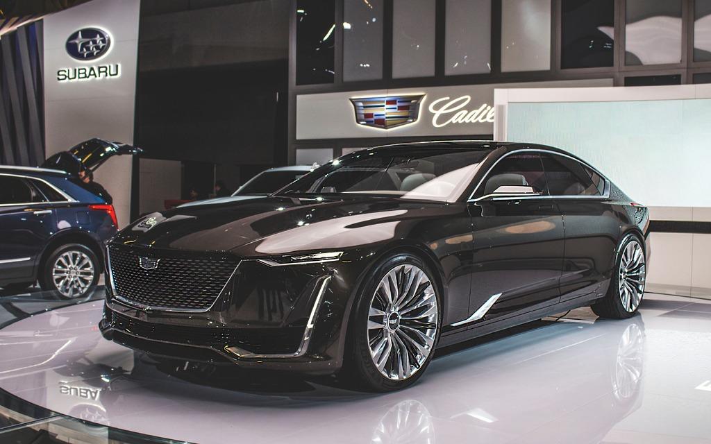Salon De L Auto >> Top 5 Unveilings At The Edmonton Motorshow Salon International De