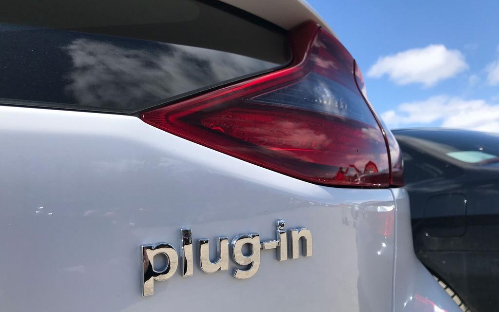<p>2018 Hyundai Ioniq Electric Plus</p>