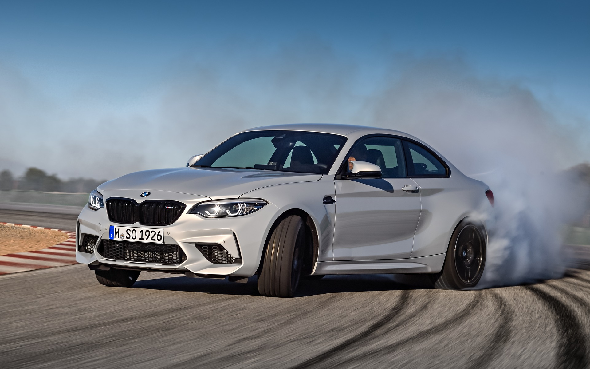 2019 Bmw M2 Competition Even Hotter The Car Guide