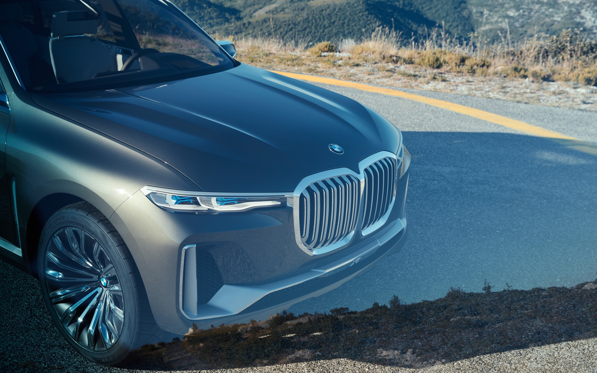 Were Headed To North Carolina Sample The 2019 BMW X7 IPerformance