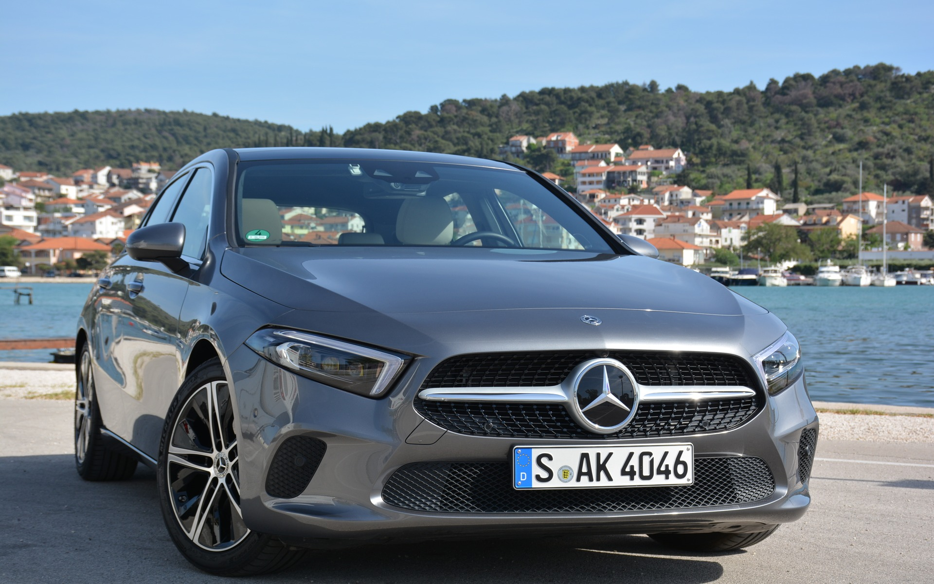 2019 mercedes-benz a-class  attainable luxury