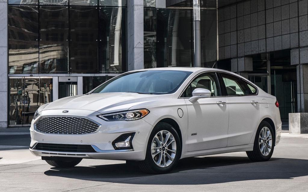 <p>La Ford Fusion serait abandonnée après l'année-modèle 2019.</p>