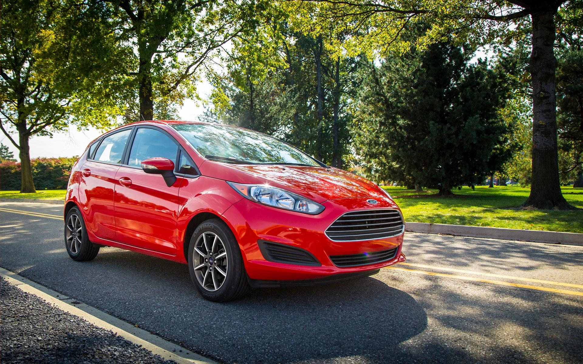 <p>Ford Fiesta 2018</p>