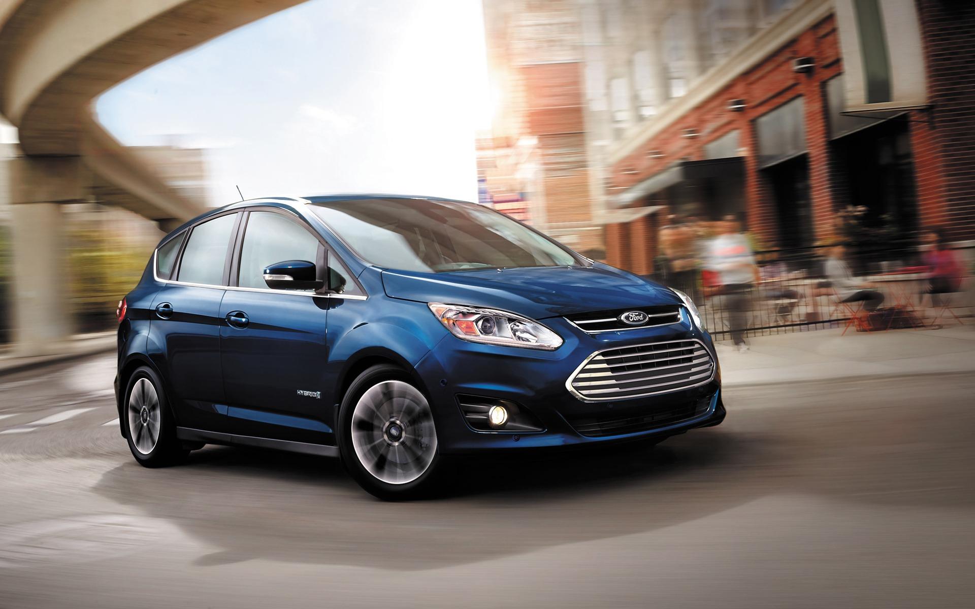 <p>La Ford C-MAX sera abandonnée après le millésime 2018.</p>