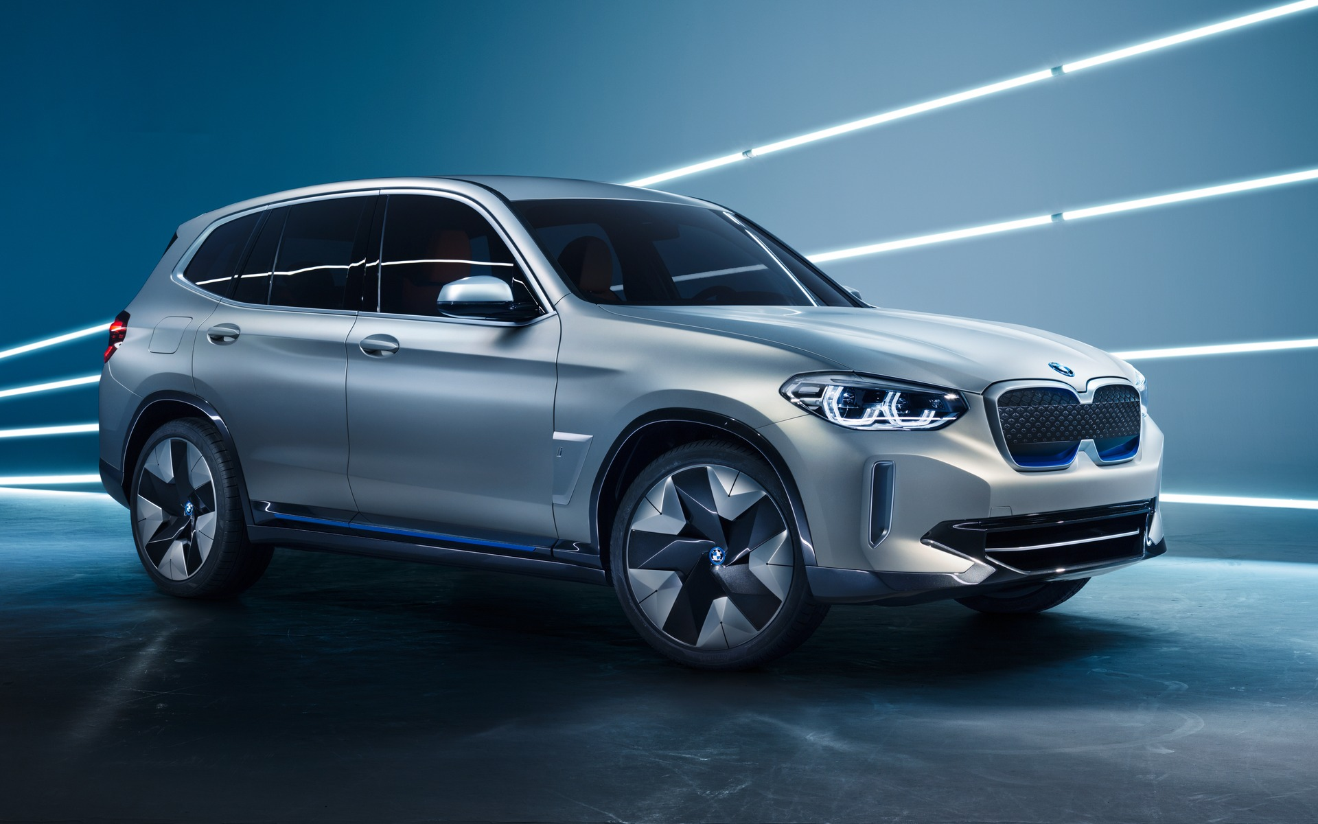 Bmw Concept Ix3 A Fully Electric X3 The Car Guide