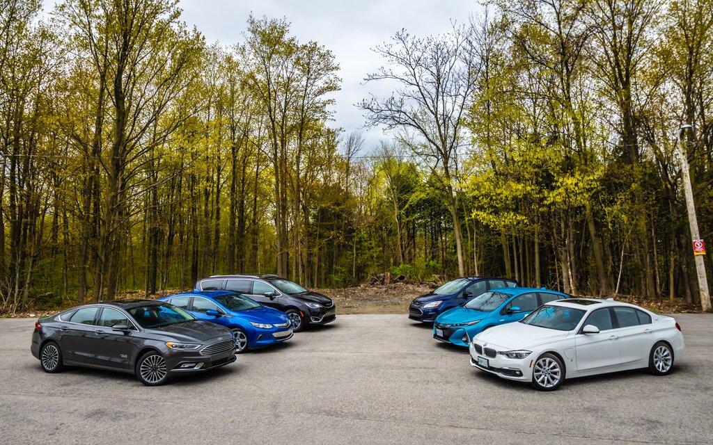 comparatif de voitures hybrides rechargeables l 39 entre deux guide auto. Black Bedroom Furniture Sets. Home Design Ideas