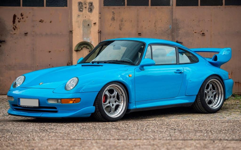<p>Porsche 911 GTS, 1993</p>