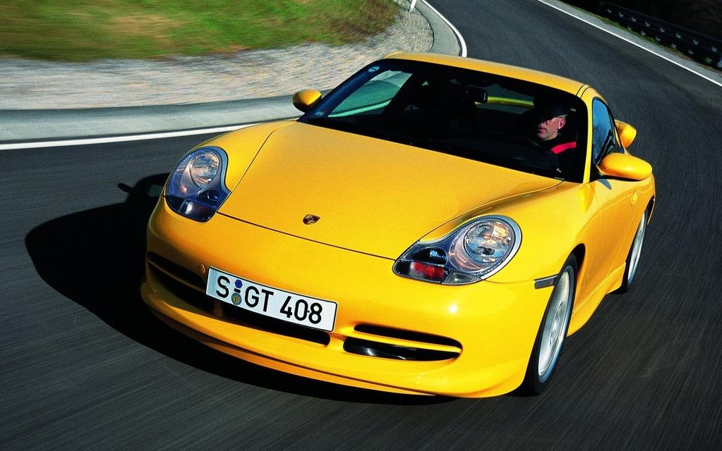 <p>Porsche 911 Turbo, 2000</p>