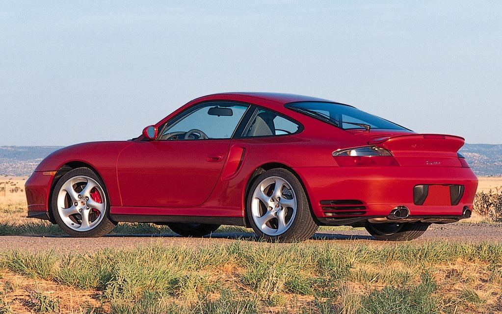 <p>Porsche 911 Turbo, 2001</p>