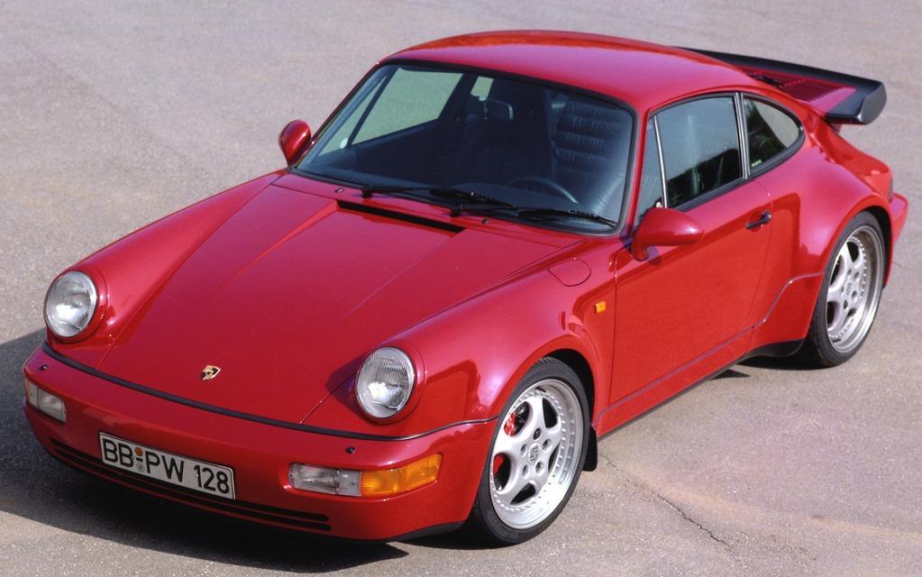 <p>Porsche 911 Turbo, 1993</p>