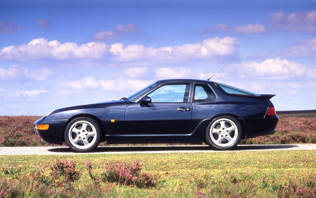 <p>Porsche 968 Sport, 1994</p>