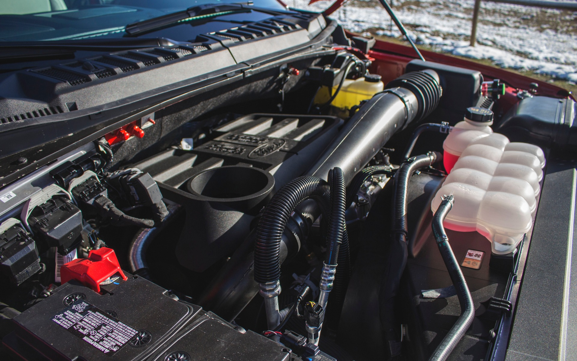 2018 Ford F-150 Power Stroke: the