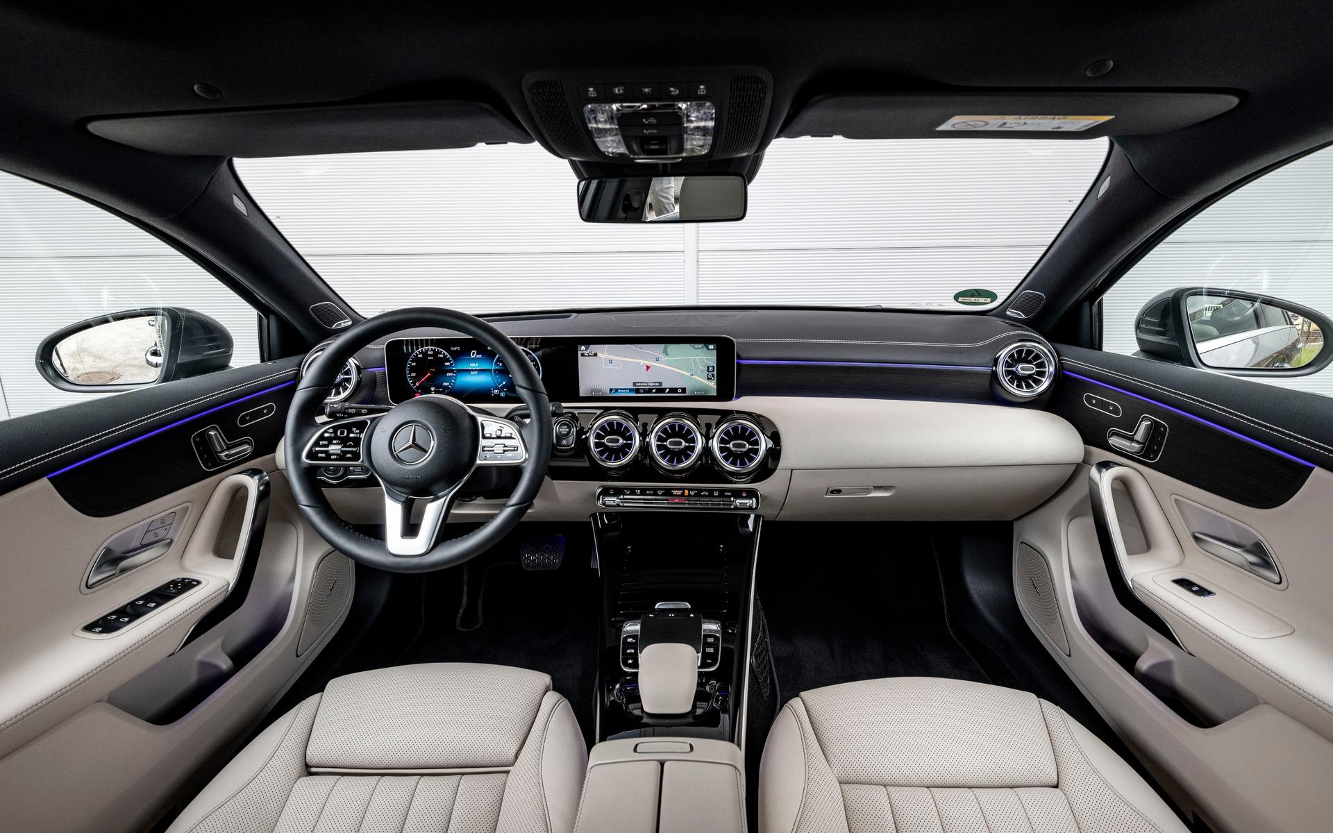 <p>La Mercedes-Benz Classe A 2019</p>