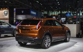 here s how much the new 2019 cadillac xt4 will cost you the car guide. Black Bedroom Furniture Sets. Home Design Ideas