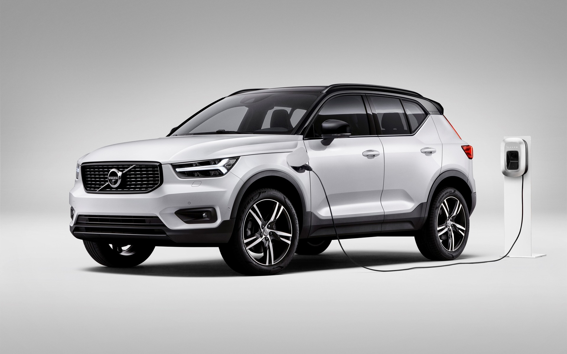 The upcoming Volvo XC40 T5 Twin Engine