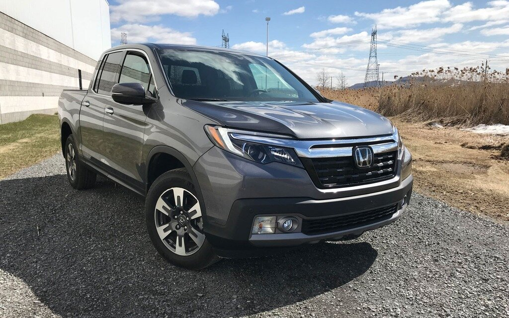 2018 Honda Ridgeline One Size Fits All The Car Guide