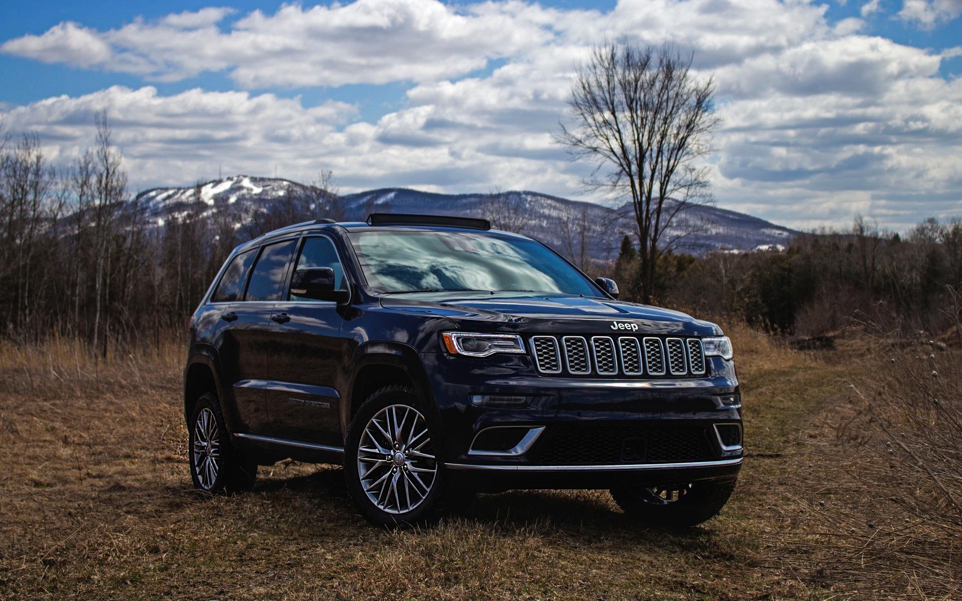 2018 Jeep Grand Wagoneer >> 2018 Jeep Grand Cherokee Summit American Character Meets