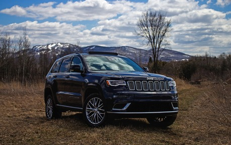 2018 Jeep Grand Cherokee Summit >> 2018 Jeep Grand Cherokee Summit American Character Meets