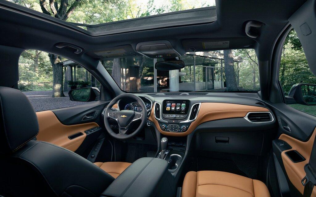 les 10 meilleurs int rieurs de voitures en 2018 selon wardsauto guide auto. Black Bedroom Furniture Sets. Home Design Ideas