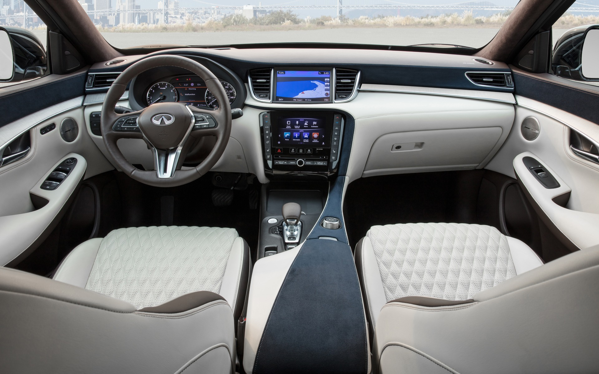 The 10 Best Car Interiors Of 2018 According To Wardsauto 3 10